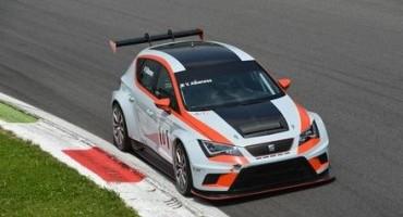 ACI Sport, Italiano Turismo Endurance: a Monza, nelle libere,Valentina Albanese su Seat Leon Cup Racer TCR mette in fila tutti