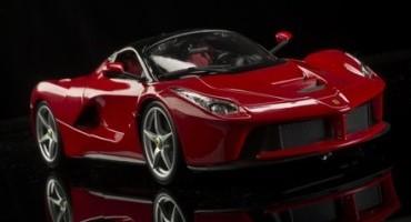 """""""Ferrari Bburago"""", nuovo accordo per continuare a far sognare milioni di collezionisti"""