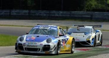 ACI Sport, Italiano GT: grande battaglia in GT3 e pole per Vito Postiglione (Porsche GT3R) e Mirko Bortolotti (Lamborghini Gallardo)