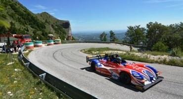 ACI Sport, Italiano velocità Montagna, Simone Faggioli senza rivali nella prima salita della Sarnano Sassotetto