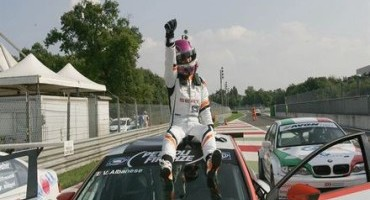 ACi Sport, Italiano Turismo Endurance, in Gara 2 a Monza non c'è storia, bis di Valentina Albanese, poi Tresoldi e Valli