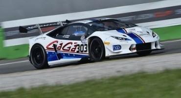 ACI Sport, Italiano GT, Coppa Lamborghini Huracan: Omar Galbiati ed Ermanno Dionisio (Antonelli Motorsport) vincono Gara 1