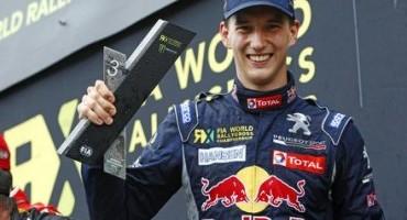 Campionato del Mondo FIA di Rallycross 2015 (World RX), il Team Peugeot-Hansen va a podio per la seconda volta di fila