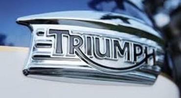 Triumph rinnova le promozioni fino al 30 giugno 2015