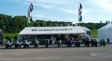 Demo Ride Kawasaki: a Imola l'8, 9 e 10 maggio 2015 si potranno provare tutti i modelli della gamma