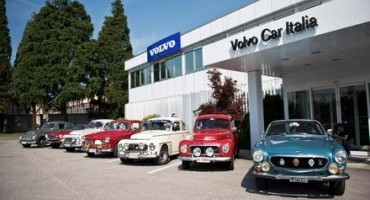 """Volvo Cars a Verona, alla prima edizione di """"Legend Cars 2015"""""""