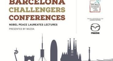 Il Mazda Space di Barcellona sarà teatro di incontri con i giovani leader del futuro