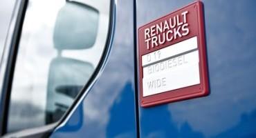 Renault Trucks e Gruppo Rave consegnano 6 veicoli alimentati a biodiesel ad Airbus