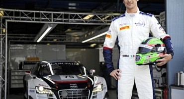 Blancpain Sprint Series, Marco Bonanomi pronto per il secondo round di Brands Hatch