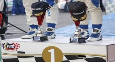 Trofeo Rally Terra, gara inaugurale, Yokohama è già sui gradini più alti del podio