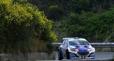 ACI Sport, Italiano Rally, Targa Florio: Paolo Andreucci al comando dopo cinque prove