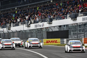 AUTOMOBILE: NURBURGRING - NORDSCHLEIFE - GERMANY  - WTCC-14/05/2015 TO 16/05/2015