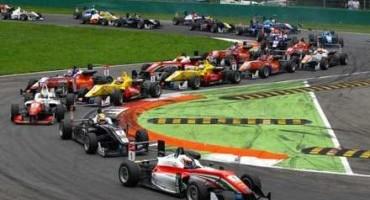 ACI Racing, Formula 3: per comportamento scorretto dei piloti, la Direzione di Gara Internazionale ferma la gara