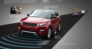 Jaguar Land Rover, avviato un progetto per rilevare le buche stradali