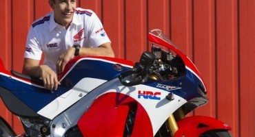 Honda lancia la RC213V-S e trasforma il prototipo per la MotoGP in una moto omologata per l'uso su strada