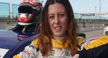 ACI Sport, Italiano Turismo Endurance, in un campionato sempre più rosa, il debutto a Magione di Carlotta Fedeli