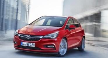 Nuova Opel Astra: sarà rispettosa dell'ambiente e ridurrà drasticamente le emissioni di CO2