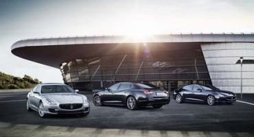 Maserati, vendite in crescita nel mese di Maggio, in Italia e in Europa