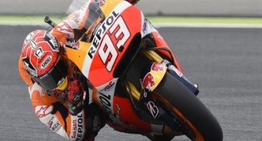 MotoGp, promising first day in Catalunya for Repsol Honda Team