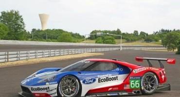 Le Mans 2016 vedrà in ritorno di Ford