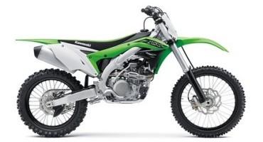 Kawasaki presenta la nuova KX450F 2016