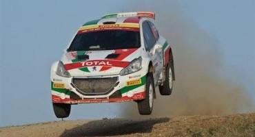 ACi Sport, Italiano Rally, la 208 T16 e Paolo Andreucci chiudono ottavi assoluti il Rally Italia Sardegna