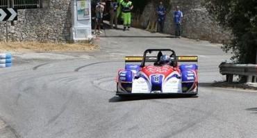 ACI Sport, Italiano Velocità Montagna, Selva di Fasano, Gara : Simone Faggioli su tutti