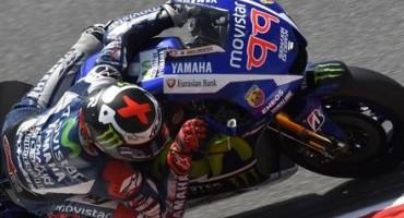 MotoGP, GP Catalunya: ancora Lorenzo, poi Rossi e Pedrosa. Cadono Marquez e Dovizioso