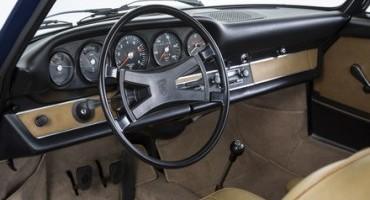 Porsche Classic ricrea il cruscotto originale per la 911 storica