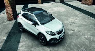 Opel, il Suv urbano Mokka è ora disponibile nella nuova versione b-Color