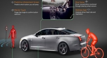 Jaguar Land Rover Road Safety Research Includes Brain Wave Monitoring to Improve Driver Concentration and Reduce Accidents