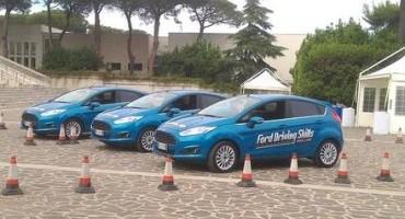 Ford, Driving Skills For Life: l'edizione 2015 parte da Napoli