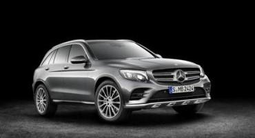 Mercedes presenta in antreprima mondiale la nuova generazione del SUV GLC
