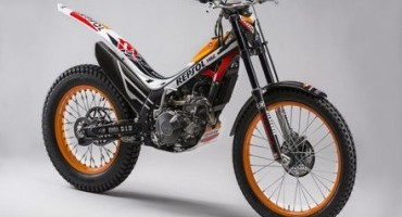 Da Montesa la nuova Cota 4RT260 & Cota 4RT260 Race Replica Model Year 2016