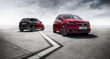 Peugeot Sport presenta 308 GTi, la nuova compatta sportiva dalle prestazioni estreme