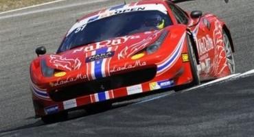 ACI Sport, Italiano GT: AF Corse rientra nel campionato tricolore 2015 con l'equipaggio Lathouras-Rugolo