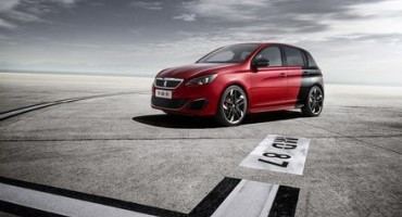 Peugeot at the forefront at Goodwood with 308 GTi by Peugeot Sport and 308 R Hybrid