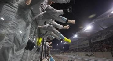 Al Museo della Velocità dell'Autodromo Nazionale Monza esposta la F1 Campione del Mondo 2014