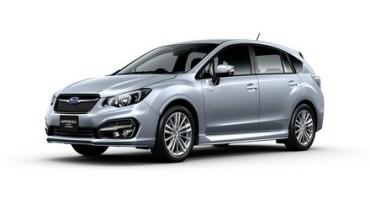 "Subaru Launches ""Impreza Sport Hybrid"""