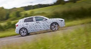 Infiniti svelerà la nuova concept car Q30 al Salone dell'Automobile di Francoforte (17-27 Settembre 2015)
