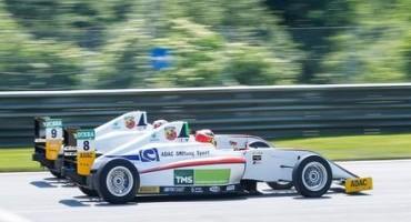 F4 Adac Abarth, a Spa-Francorchamps la terza prova del Campionato tedesco