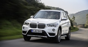 BMW presenta la nuova X1