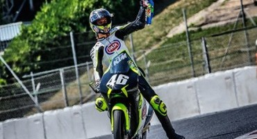 Junior Team VR46 Riders Academy: Nicolò Bulega si consola con un terzo e quarto posto al Montmelò