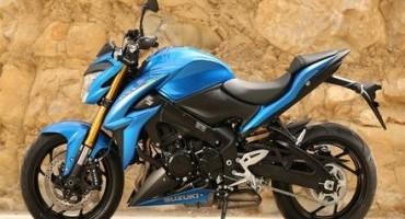 Suzuki presenta la nuova GSX-S1000 ABS : performante, dinamica, pronta per essere domata