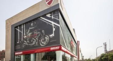 In India lo Store Ducati più grande al mondo
