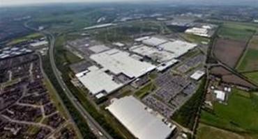 Nissan, al via la nuova linea di stampaggio nel sito produttivo di Sunderland