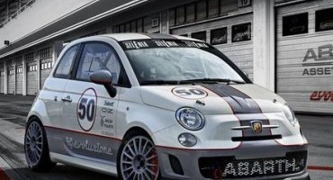 ACI Sport, Italiano Turismo Endurance: Imola vedrà una new entry, la nuova Abarth 695 Assetto Corse Endurance