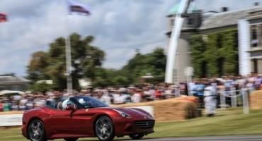 Le ultime evoluzioni di casa Ferrari al Goodwood Festival