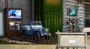 """Expo Milano 2015: Jeep inaugura un Temporary Store per far conoscere tutta la gamma attraverso una coinvolgente """"brand experience"""""""