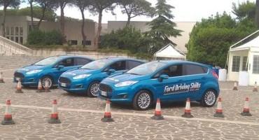 Ford Driving Skills For Life 2015: professionisti della formazione
